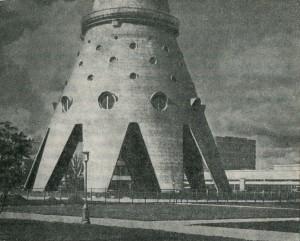 Инженер. Н. В. Никитин, архитекторекторы Л. И. Баталов, Д. И. Бурдин