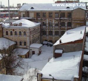 Административно-промышленное здание второй половины XIX века