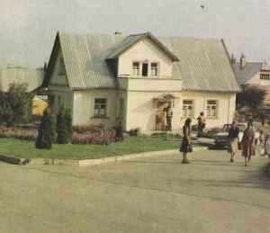 Архитектура села