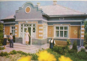 Сельский дом