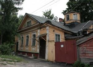 Русская деревянная архитектура