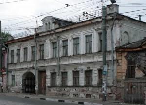 Ильинская 19. Нижний Новгород.