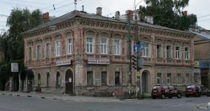 Красивый фасад 18 века.