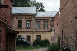 Двор 19 века.