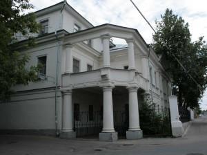 Дом 19 век