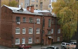 Архитектурное решения фасада