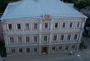 Улица Октябрьская, 25.  Дом Ученых