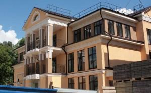 Реставрация здания