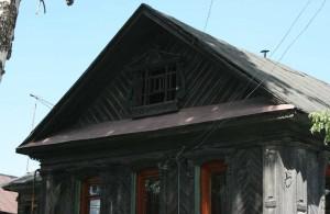 Крестьянский деревянный