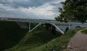 Мост на набережной Федоровского. Нижний Новгород.