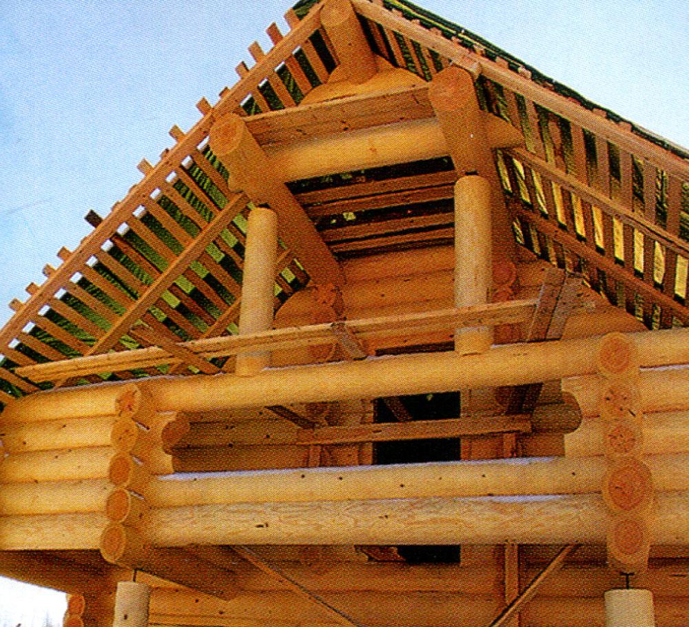 Проекты загородных домов и бани
