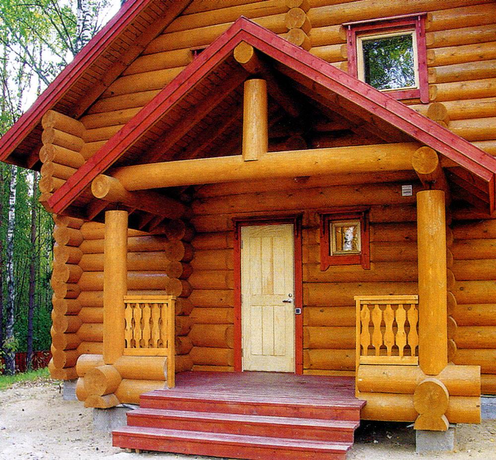 Строительство деревянных домов в Нижнем Новгороде Рада НН