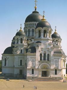 собор Новочеркасский Войсковой Вознесенский