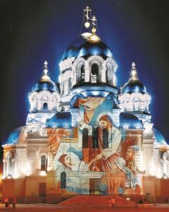 третий по величине храм в России. Архитектор A.A. Ященко (1891-1905 гг.)