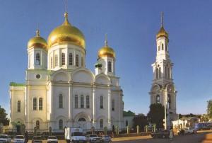 Кафедральный собор Рождества Пресвятой Богородицы, Архитектор К.А. Тон