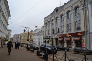 Нижний Новгород, ул. Рождественская 23