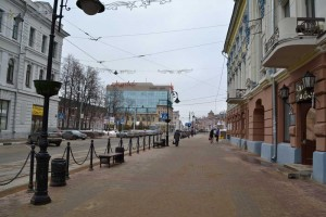 Панорама улицы.