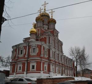 Нижний Новгород. Рождественская  церковь