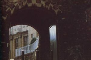 улица в центре старого Бристоля.
