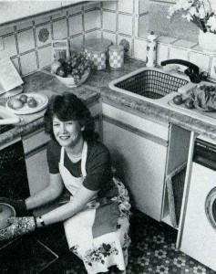 Стоимость кухонного оборудования — встроенные шкафы, плита, холодильник и стиральная машина — включена в цены этих новых домов, построенных фирмой «Уимпи»