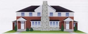 Дом для двух семей