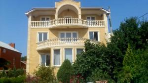 Небольшой черноморский отель
