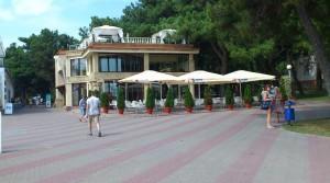 Архитектура курорта