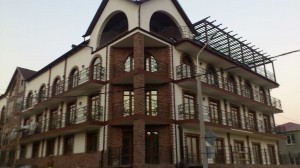 угловой фасад
