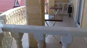 Балкон в отеле