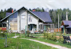 Философия старого дома