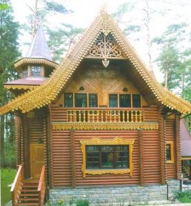 Дом из сказки