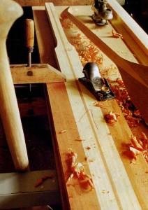 Изготовление лодки