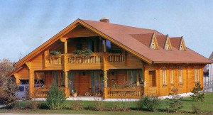 Ноу - хау b деревянный дом