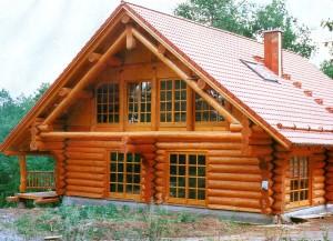 в строительстве деревянных домов