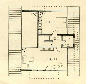 Площадь 2 этажа