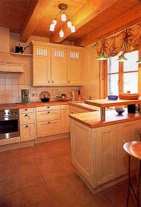деревенская кухна