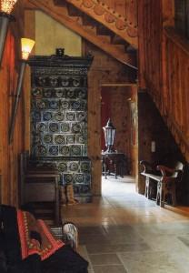 Дом  барокко