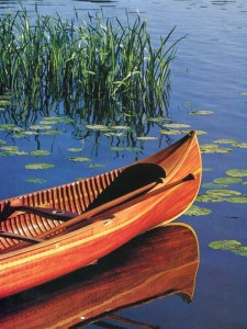 Лодка пуста