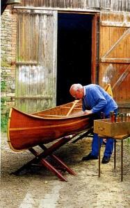 Делаем деревянную лодку