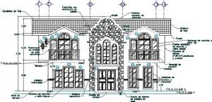 загородные дома проекты
