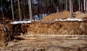 Земляные работы и организации строительства на участке
