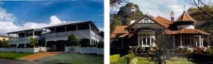 Среди австралийских архитектурных стилей жилой архитектуры