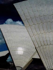 архитектура Сиднейского Оперного Театра