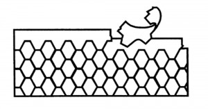 Кровля из плитки типа «Катепал»
