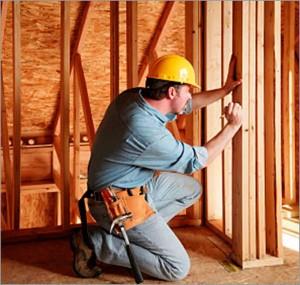 Столярные работы на строительстве