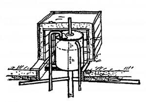 Схема разводки горячей воды: устройство расширительного сосуда на чердаке