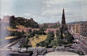 части Эдинбурга