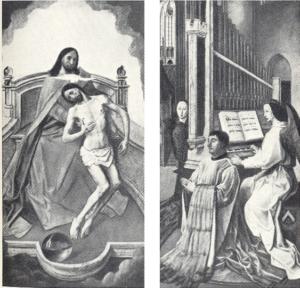 поклоняющийся Троице