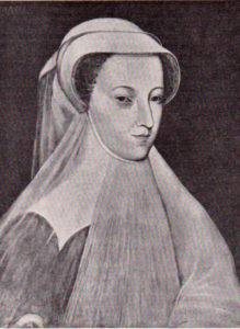 Неизвестный художник. Портрет Марии Стюарт