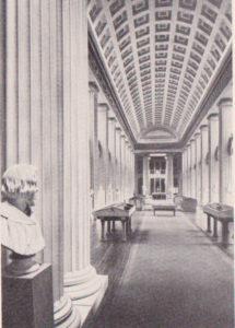 зал Верхней библиотеки